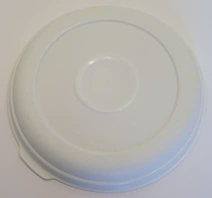 Amazoncom Vintage Rubbermaid Servin Saver White Round Replacement