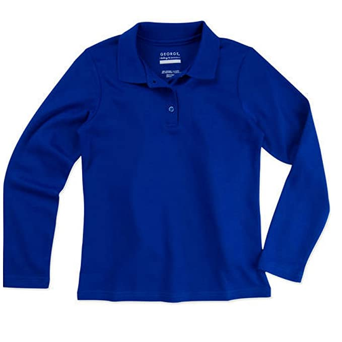 Other Golf Clothing 13-14 Garb Boys George Polo Blue Xx-large Golf Clothing, Shoes & Accs