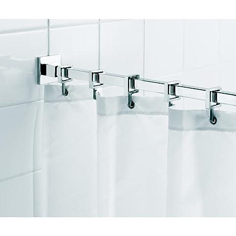 Amazon Croydex Luxury Square Chrome Aluminum Square Shower