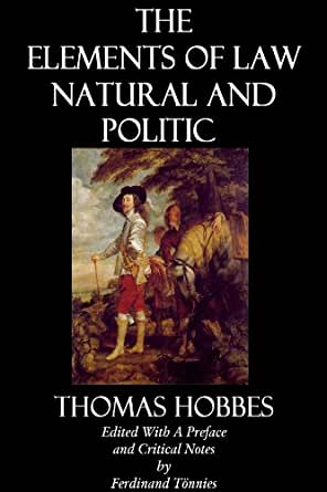 the explanation of thomas hobbes on the laws of nature Visions of hobbes and locke are conflicted when it comes to the meaning of state of nature the laws of nature man in the state of nature (thomas hobbes.