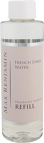 Max Benjamin French Linen Water Diffusor Nachfüllpackung Küche Haushalt
