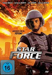 Starforce [Alemania] [DVD]