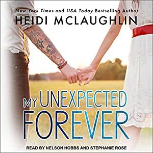 My Unexpected Forever Hörbuch