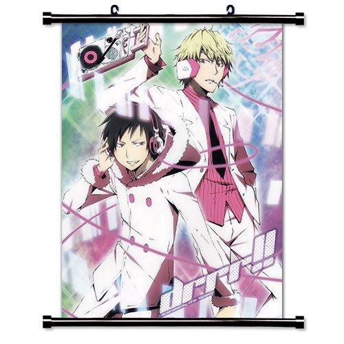 "Durarara!! Anime Fabric Wall Scroll Poster (16"" X 23"") Inches"