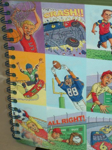 - Sports Assignment Notebook - Holograph