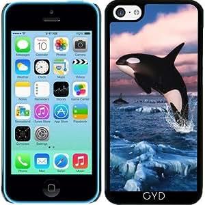 Funda para Iphone 5c - Orcas En El Océano ártico by Gatterwe
