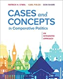 Cases and Concepts in Comparative Politics: An Integrated Approach