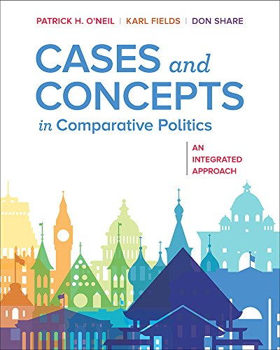 Cases+Concepts In Comparative Politics