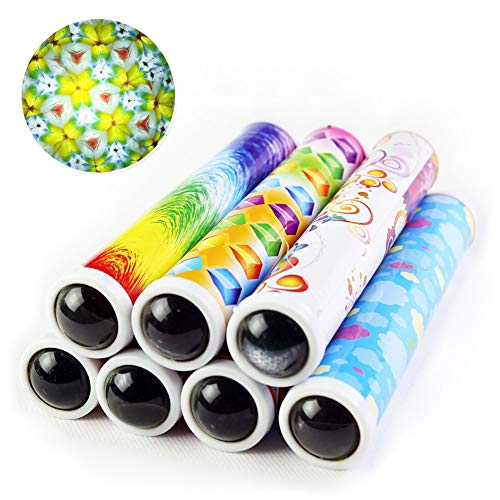 CHoppyWAVE Kids Toys for Boy Girl Toddler, Rotating Kaleidoscopes Colored World Kids Children Educational Science Toy Gifts - Random Color & Style ()