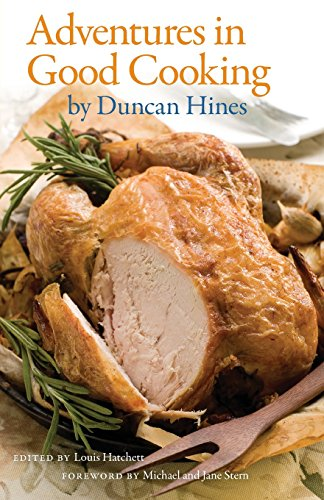 Adventures in Good Cooking by Duncan Hines