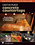 Cast-in-place Concrete Countertops: A Guide for Craftsmen (English and Spanish Edition)