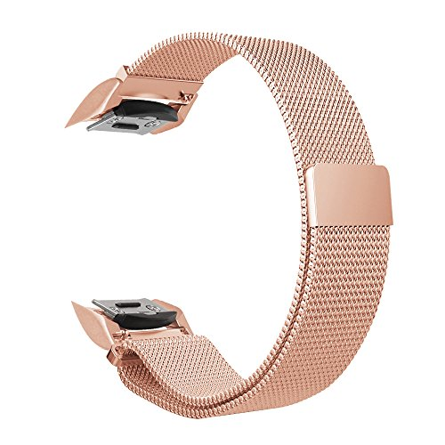 Fintie Adjustable Stainless Replacement Wristband