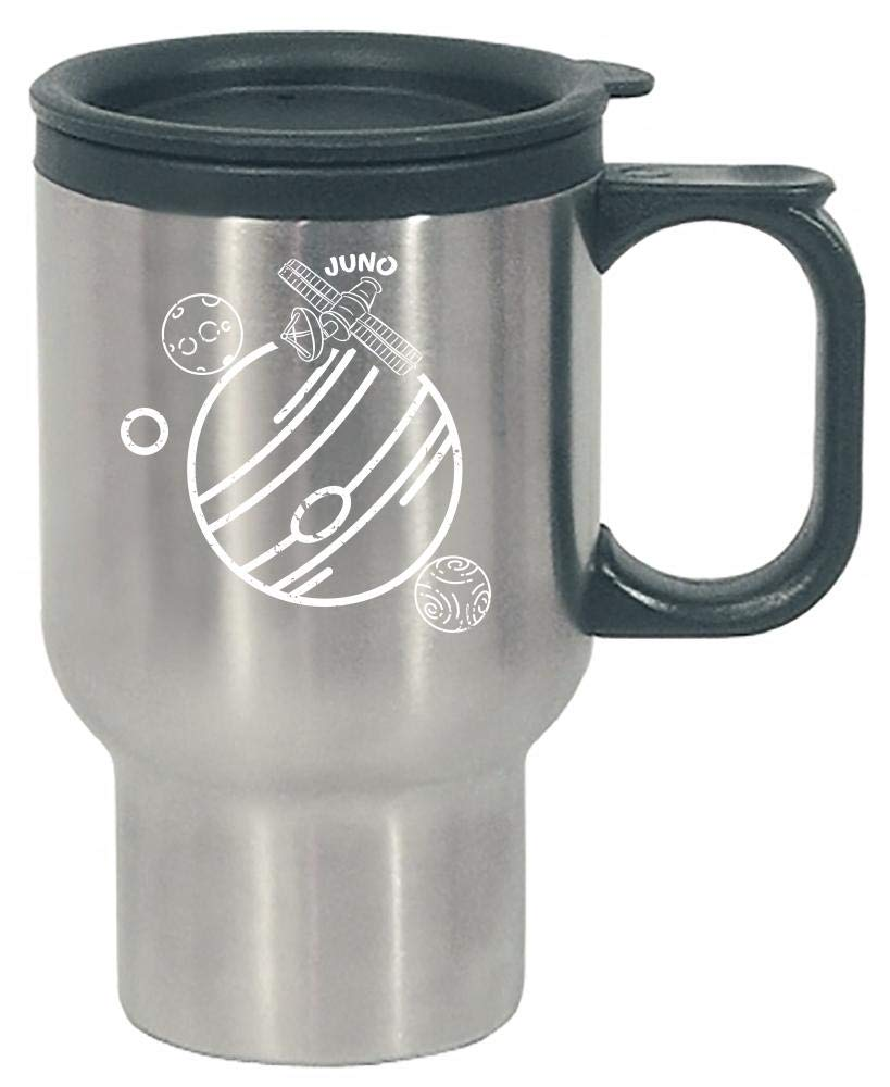 Funny Solar System - Planets Axis Universe - Stainless Steel Travel Mug