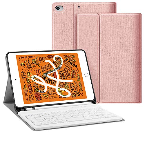 JUQITECH iPad Keyboard Case 7.9