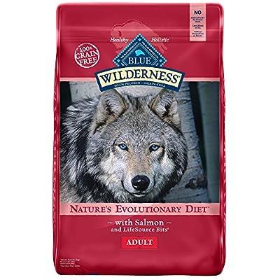Natural Adult Dry Dog Food Salmon