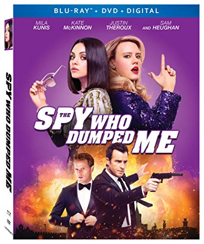SPY WHO DUMPED ME [Blu-ray]