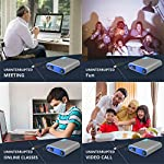Oakter Mini UPS for 12V WiFi Router/Modem Power Backup Inverter for WiFi Router During Power Cuts (Assorted Colour)