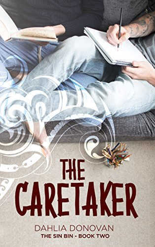 The Caretaker by Dahlia Donovan, The Sin Bin Book #2 | amazon.com