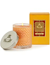 Agraria San Francisco Woven Crystal Candle, Bitter Orange