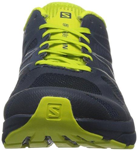 Running Salomon Trail navy 2 Sonic Pro Blue Uomo Blu Da 62 sulphur Blazer Scarpe ombre Spring pXqqHYxrw