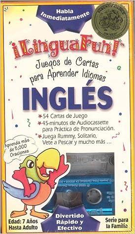Linguafun! Ingles: Jueqos De Cartas Para Aprender Idiomas ...