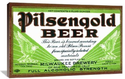 Pilsengold Beer 48