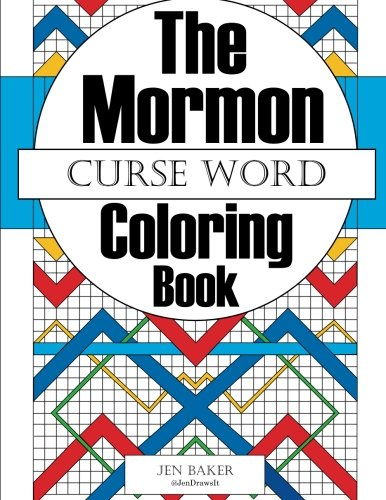 Download The Mormon Curse Word Coloring Book ebook