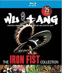 Iron fist shaolin kung fu
