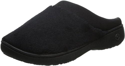 Satin Slip On Cushioned Slipper