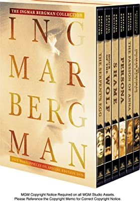 The Ingmar Bergman Special Edition DVD Collection (Persona / Shame / Hour of the Wolf / The Passion of Anna / The Serpent's Egg)