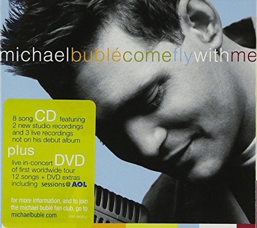 Come Fly With Me (CD & DVD) by BUBLE,MICHAEL