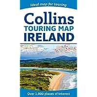 Collins Ireland Touring Map