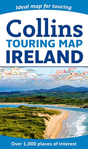 (Collins Touring Map Ireland )