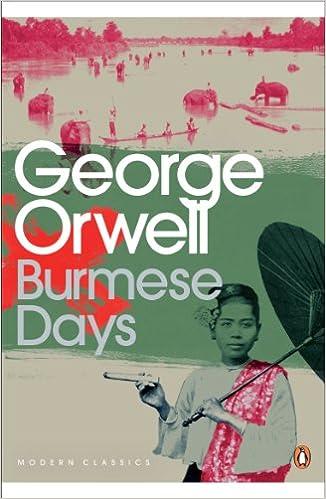 Book Burmese Days (Penguin Modern Classics)