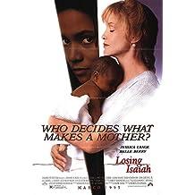 LOSING ISAIAH (1995) Original Authentic Movie Poster 27x40 - ROLLED - Dbl-Sided - Jessica Lange - Halle Berry - Davis Strathairn - Samuel L Jackson