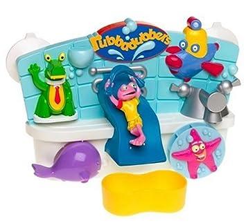 Rubbadubbers Bubbletime Bath Playset. Amazon com  Rubbadubbers Bubbletime Bath Playset  Toys   Games