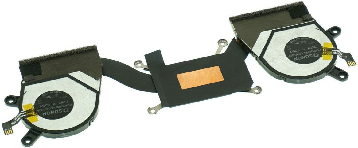 New Genuine FH for Lenovo Ideapad Yoga 730-13IKB CPU Cooling Fan and Heatsink 5H40Q95820