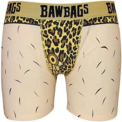 Cool De Sacs Tiger Technical Boxer Shorts