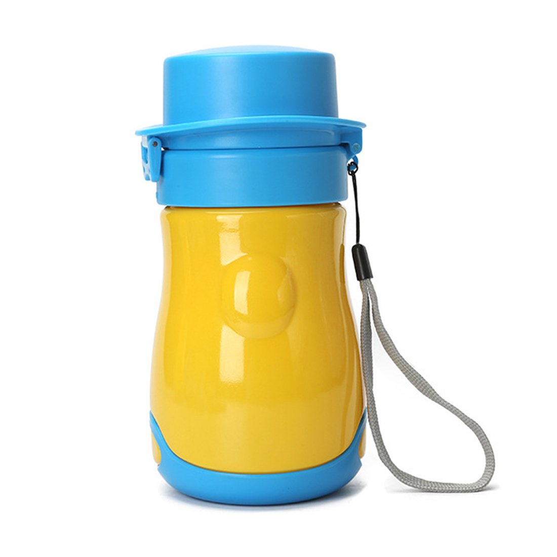 Upgrade Baby Boy Portable Potty Emergency Urinal Toilet for Camping Car Travel (Yellow for Boy) Anbaituer