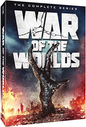 Amazon com: War of the Worlds: The Complete Series: Philip