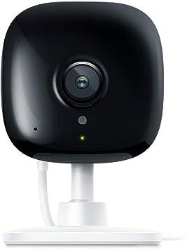 Tp Link Kasa Smart Spot Indoor Cloud Kamera Schwarz Elektronik