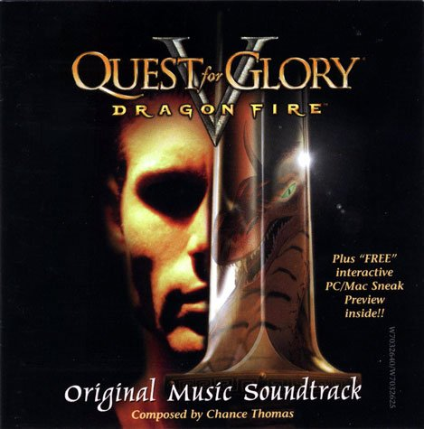quest for fire soundtrack cd - 2