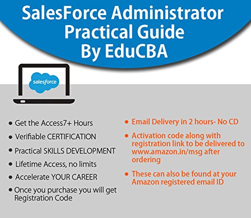 SalesForce Administrator Practical Guide By EduCBA ( Email