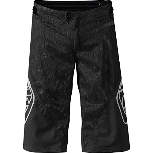 Troy Lee Designs Sprint Youth Boys Off-Road BMX Shorts - Black / (Sprint Kids Bike)