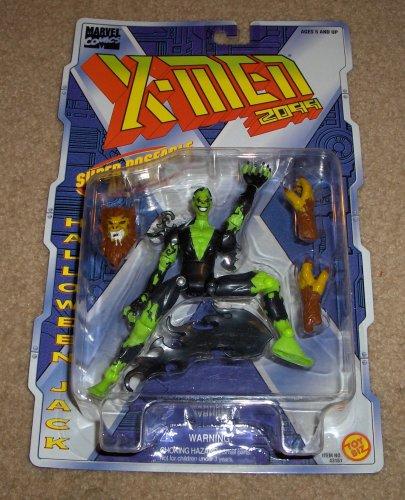 Barbie X-Men 2099: Halloween Jack Action Figure W/