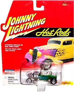 Used, Johnny Lightning Hot Rods 1923 T-Bucket for sale  Delivered anywhere in USA