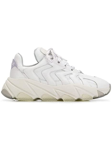 ASH Sneakers Donna S19EXTREME02 Pelle Bianco: Amazon.it
