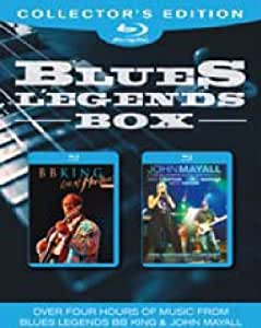 Blues Legends Box: B.B. King & John Mayall [Blu-ray]