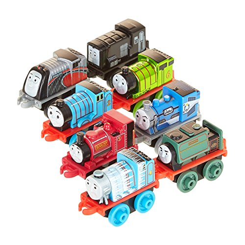 Fisher Price CHL93 Thomas & Friends Minis 8 pack Train