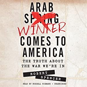 Arab Winter Comes to America Audiobook